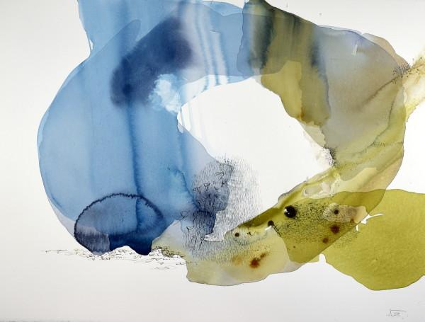 Flow Earth W-2020-4-2 by Ana Zanic