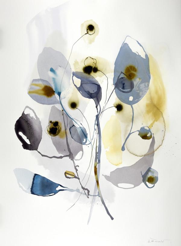 Dark Bloom W-2021-6-7 by Ana Zanic
