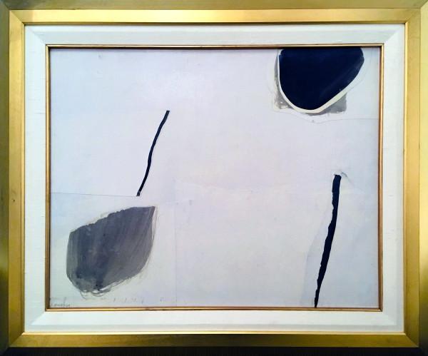 0189 - Untitled (Limit Theme) by Toni Onley (1928-2004)