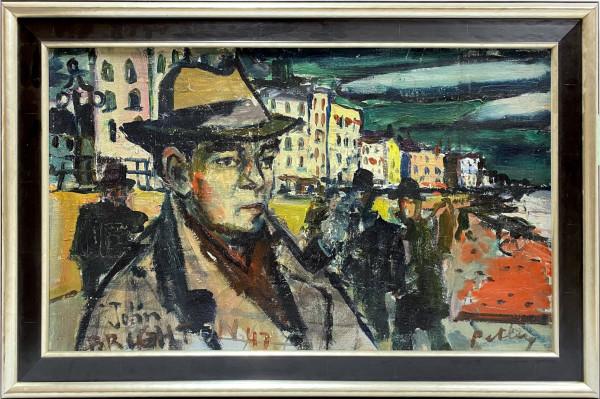0224 - John Brighton by Llewellyn Petley-Jones (1908-1986)