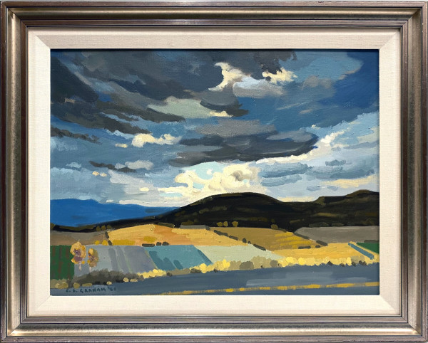 0363 - Central Saanich by Colin Graham ( 1915 - 2010)