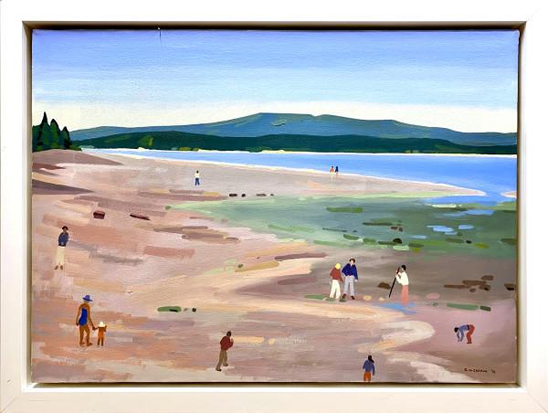 0368 - Pat Bay by Colin Graham ( 1915 - 2010)