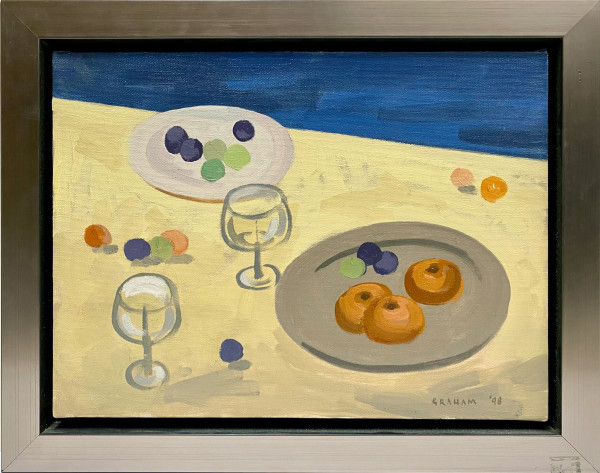 0806 - Round Forms by Colin Graham ( 1915 - 2010)