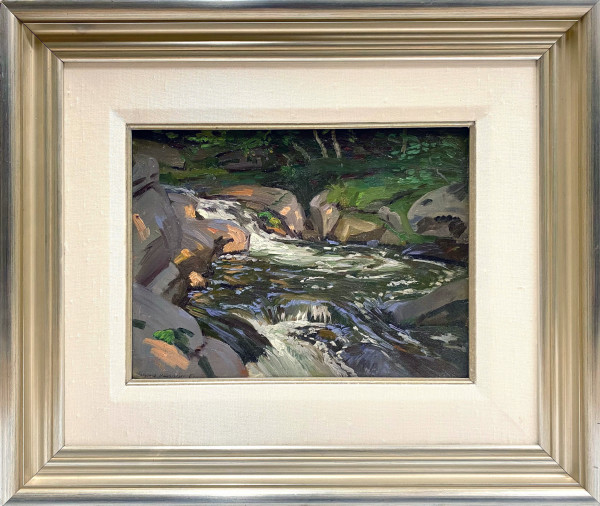0809 - The Rapids by Norwood Hodge MacGilvary (1874-1949)