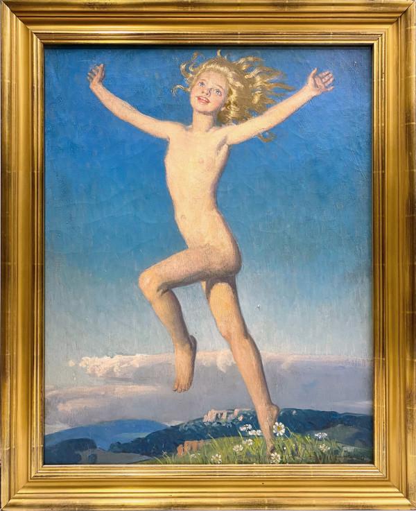 0810 - Joy by Norwood Hodge MacGilvary (1874-1949)