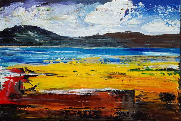 0846 - Coastal I by Matt Petley-Jones