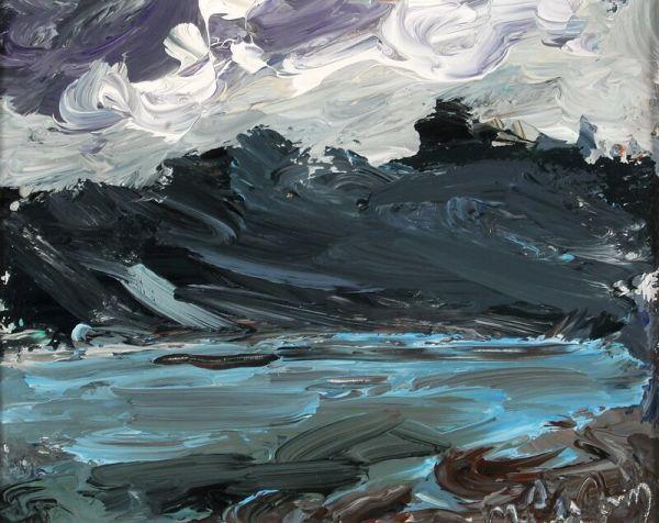 0849 - Expressive Hills by Matt Petley-Jones