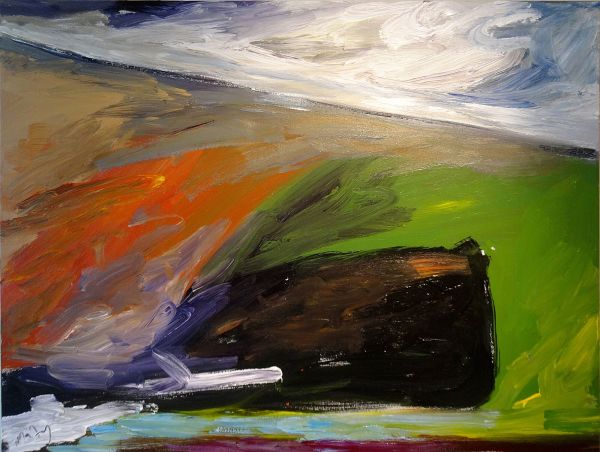 0853 - Hills Edge by Matt Petley-Jones