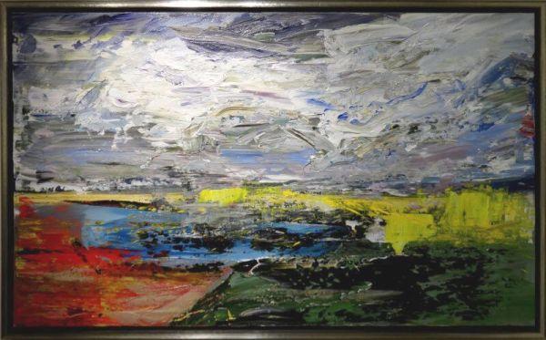0862 - Tumultuous Sky by Matt Petley-Jones