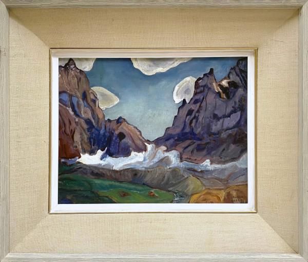 0900 - Mountain Landscape