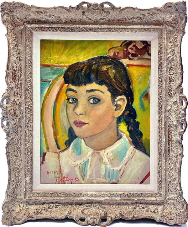 0963 - Mimi by Llewellyn Petley-Jones (1908-1986)