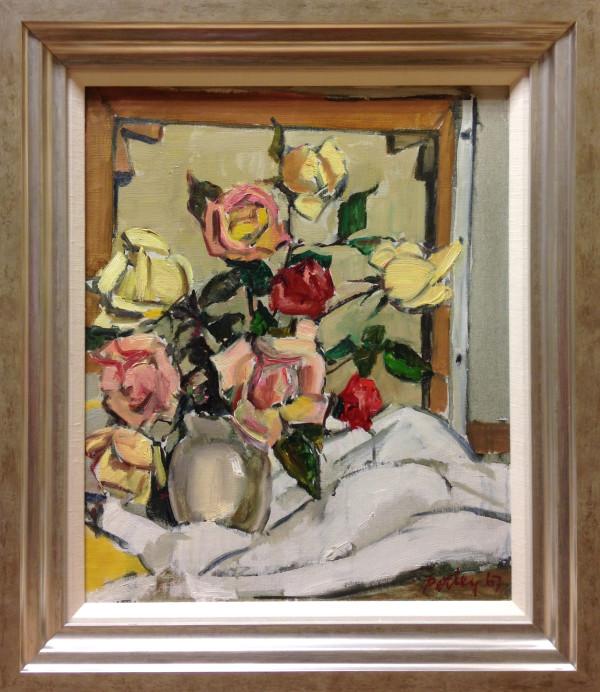 1093 - Untitled Still Life by Llewellyn Petley-Jones (1908-1986)