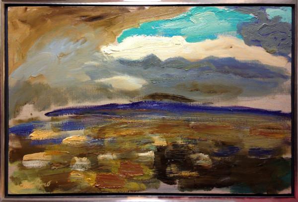 1112 - Prairie Skies by Matt Petley-Jones