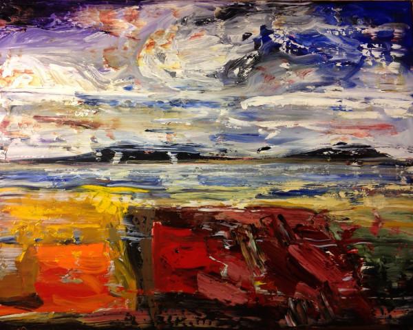 1120 - Coastal Bliss by Matt Petley-Jones