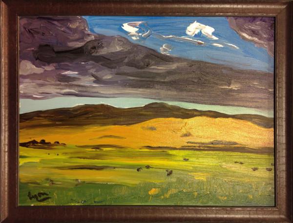 1129 - Montana 3 by Matt Lyon