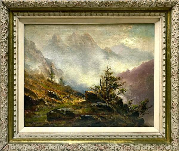 1952 -Mountains