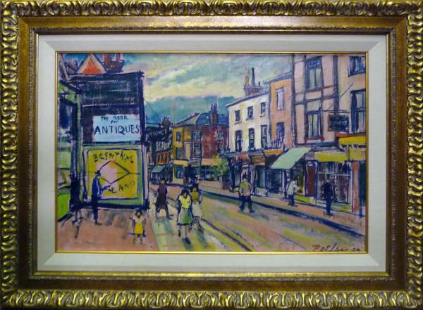 0200 - 19 Park Road, Richmond by Llewellyn Petley-Jones (1908-1986)