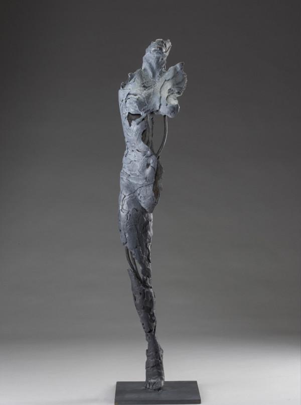 4155 - Ushabti Heqet by Blake Ward