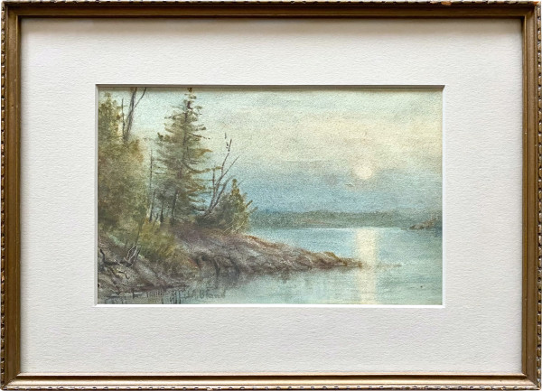 2005 -Ontario, Canada by James Alfred Anthony Bland (1865-1928)