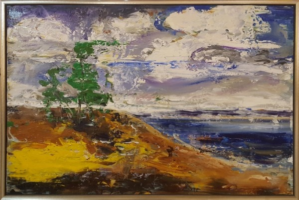 0554 - Sunset Hill by Matt Petley-Jones