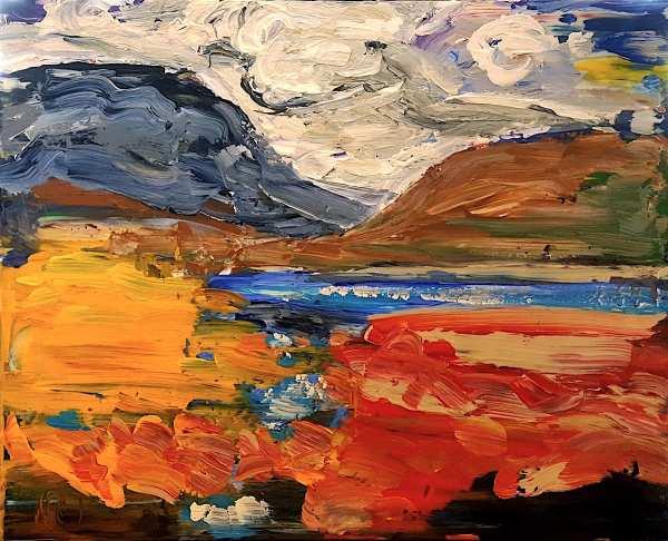 0830 - Opposing Colours by Matt Petley-Jones