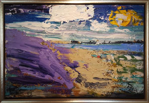 Sunlit Shore by Matt Petley-Jones