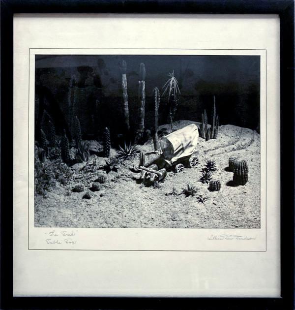 2278 - The Trek, Tabletop by Lillian Dow Davidson