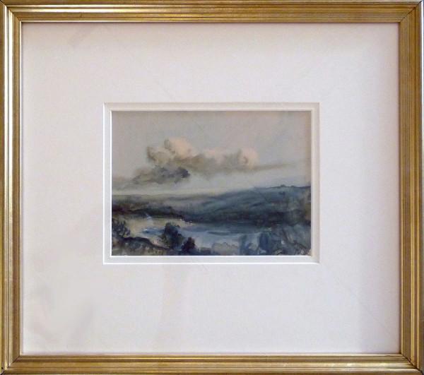 2326 - Evening Clouds by Llewellyn Petley-Jones (1908-1986)