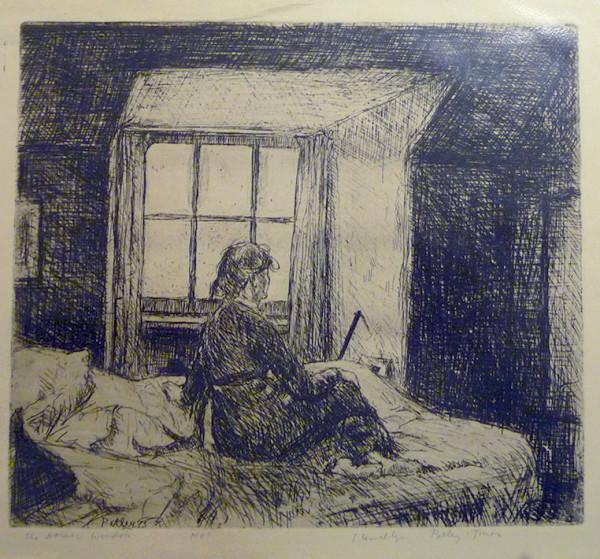 2594 - The Dormer Window by Llewellyn Petley-Jones (1908-1986)