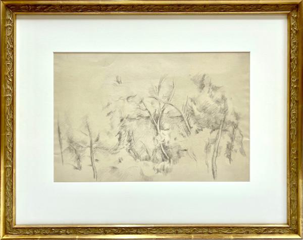 2639 - Paysage by Pierre-Auguste Renoir (1841-1919)