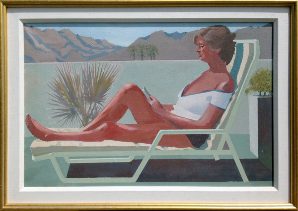2701 - Freda at Palm Springs