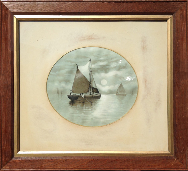 2777 - Sailboat