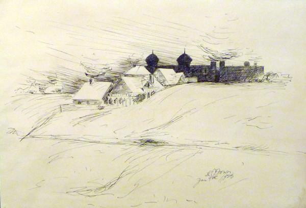 2907 - Jan.9th 1928 by Llewellyn Petley-Jones (1908-1986)