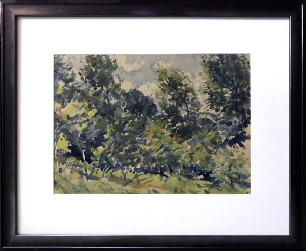 2910 - The Wind, August 18th, 1982 by Llewellyn Petley-Jones (1908-1986)