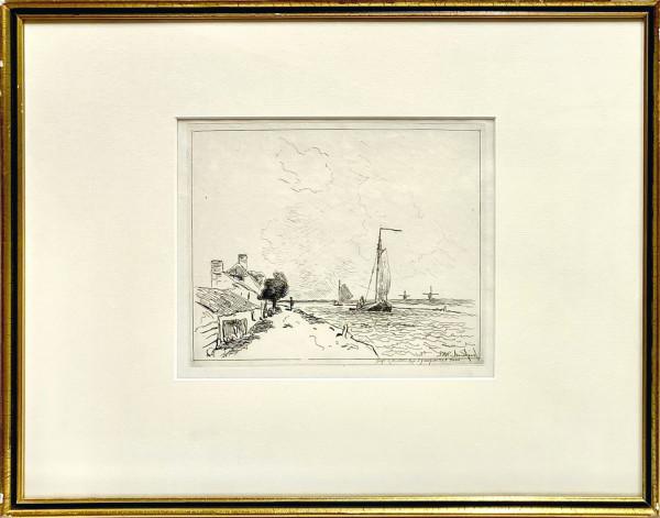 2999 - Views of Holland by Joan Barthold Jongkind