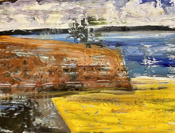 1074 - Nice Perch by Matt Petley-Jones
