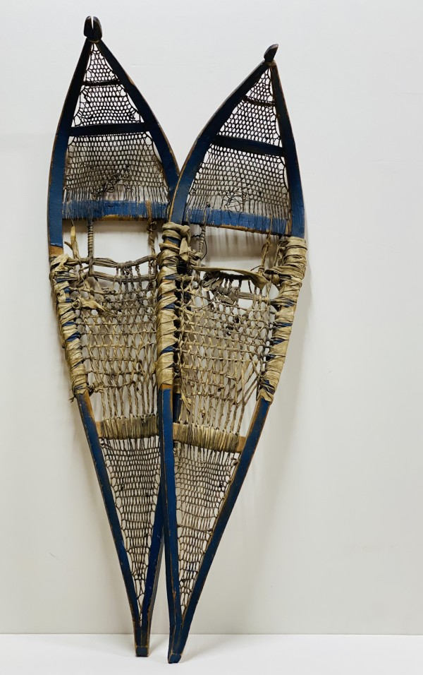 5012 - Antique Snowshoes by Unknown