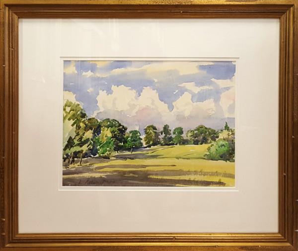 3073 - Summer in the Park by Llewellyn Petley-Jones (1908-1986)