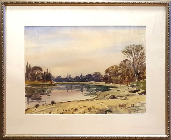3074 - Near Kerr by Llewellyn Petley-Jones (1908-1986)