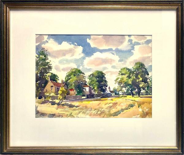 3078 - Ham Common by Llewellyn Petley-Jones (1908-1986)