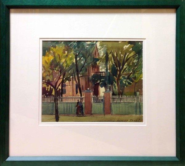 3088 - Macdougals House by Llewellyn Petley-Jones (1908-1986)