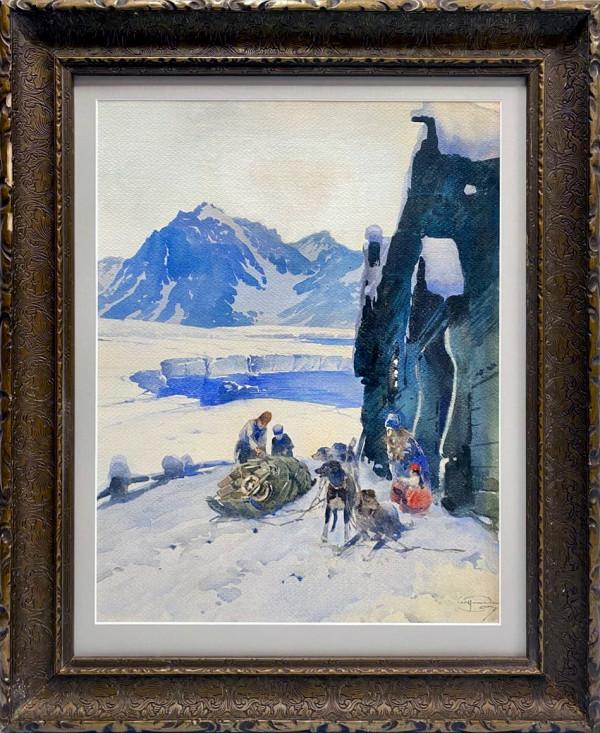 3120 Untitled ( Arctic Scene)