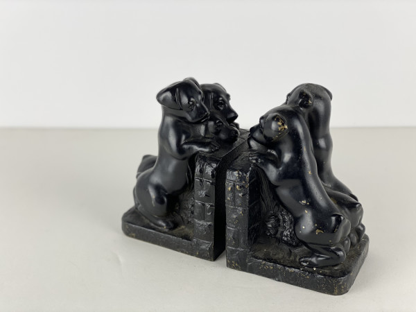 5106 - Metal Dog Bookends (2pieces)