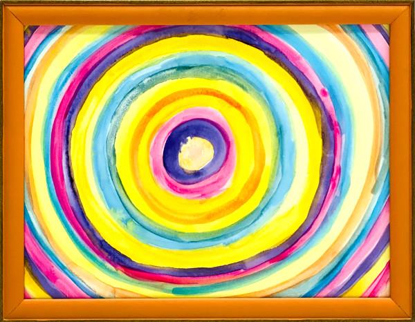 3516 Rainbow Spiral by FamJam Studios