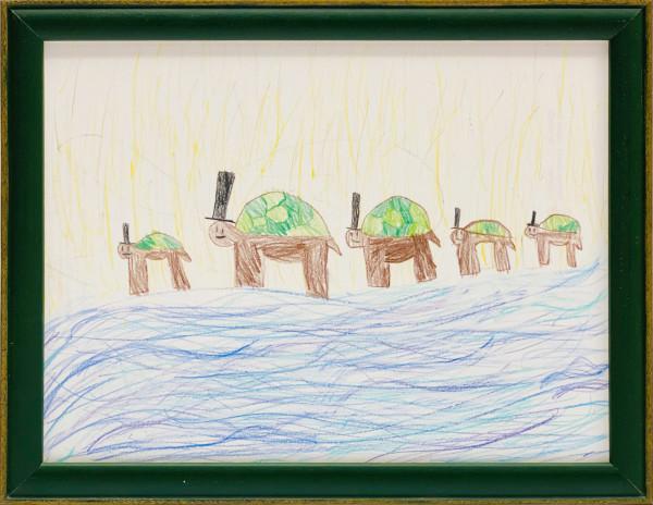 3526 Turtle Parade by FamJam Studios