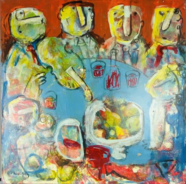 1417 - A Creative Feast #35 by Fahri ALDIN
