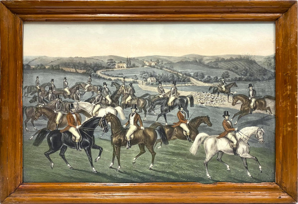 3922 - Horse Race