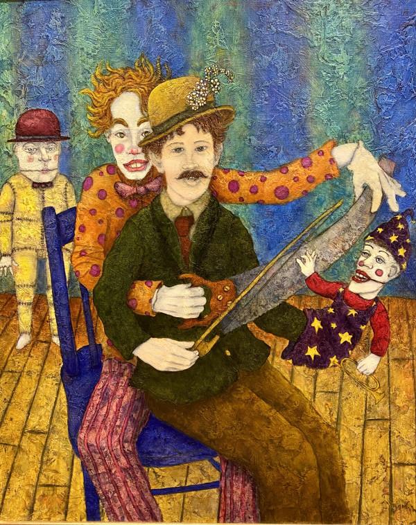 1090 - The Ventriloquist by Duncan Regehr
