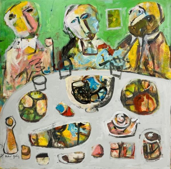 1426 - A Creative Feast #43 by Fahri ALDIN