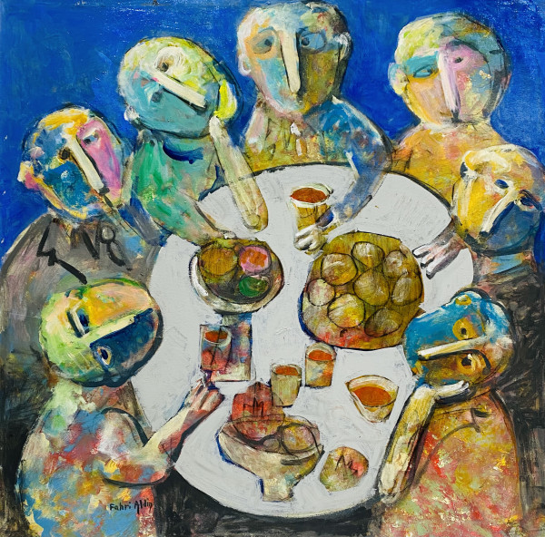 1427 - A Creative Feast #44 by Fahri ALDIN